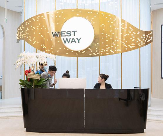không gian westway